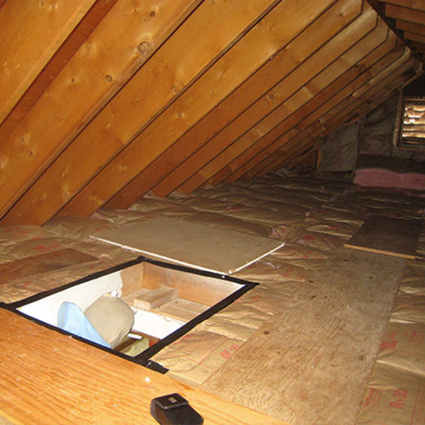 attic restoration sandown nh